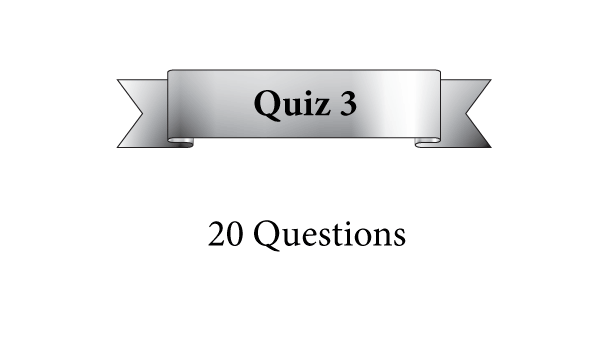 ASE Engine Repair Quiz 3