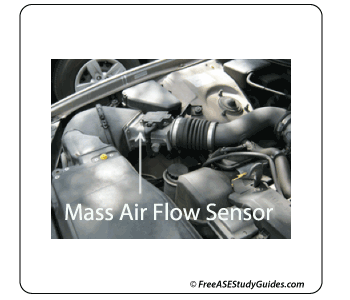 how to clean the sensors on mass air